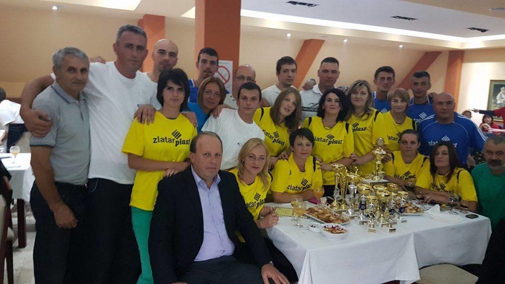 Ekipa Zlatarplasta sveukupni pobednik igara, foto: www.ppmedia.rs
