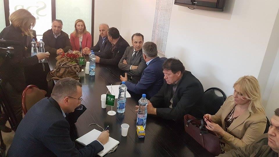 Rasim Ljajić: Najveći deo stranaka prijepoljske vlasti radi protiv predsedničkog kandidata Aleksandra Vučića