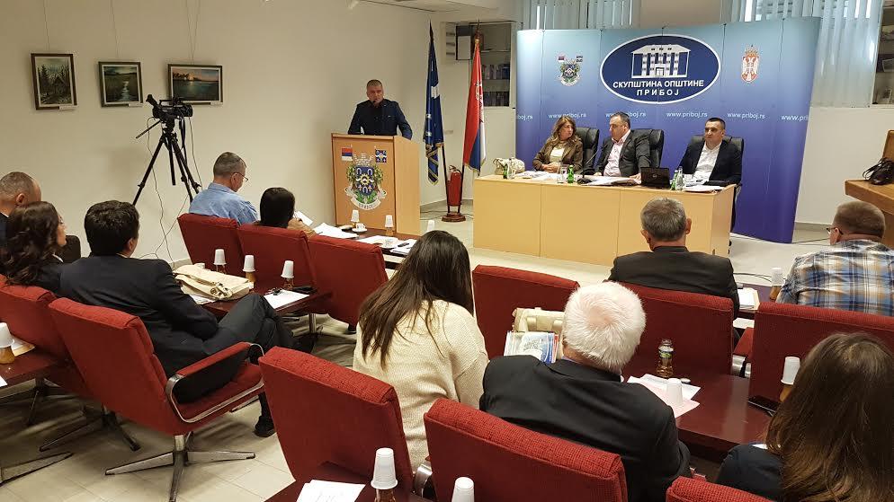 Pribojska Skupština najbrža u Srbiji, 14 tačaka završeno za svega 30 minuta