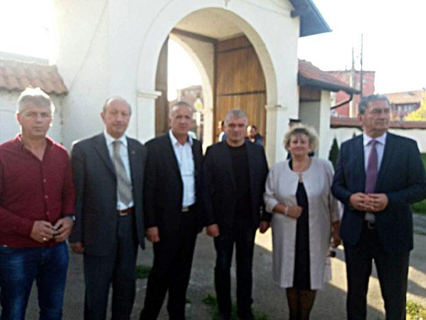 Delegacija opštine Priboj posetila Vučitrn
