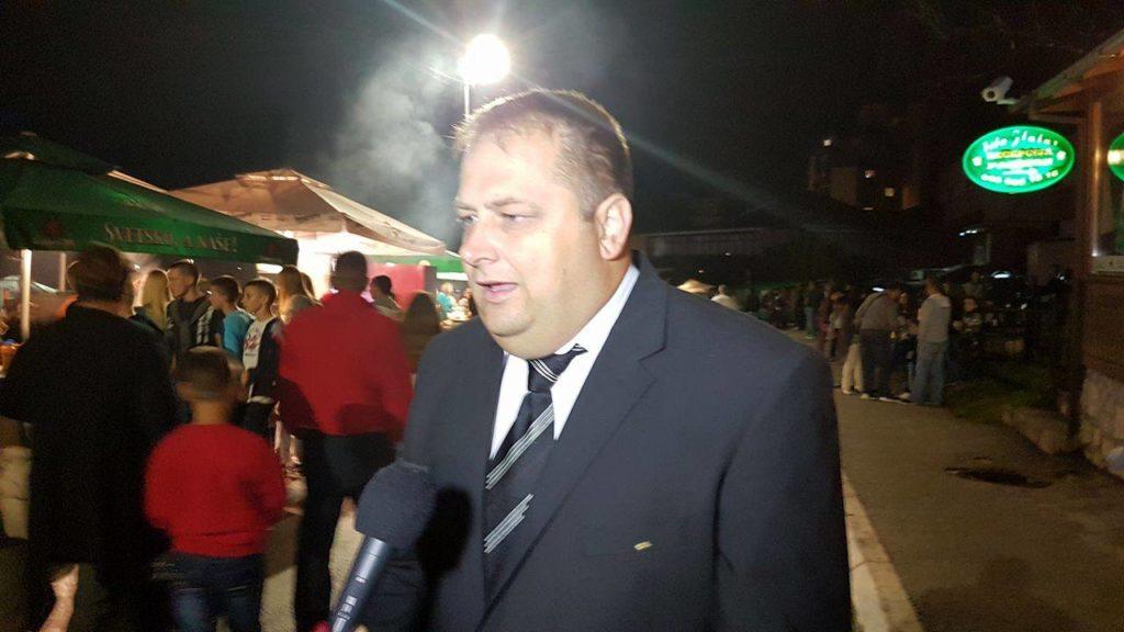 Branko Bjelić predsednik opštine Nova Varoš, foto: www.ppmedia.rs