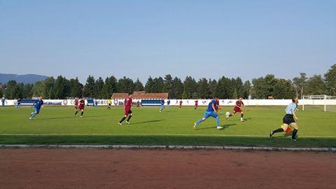 FK Sloga Požega - FK Polimlje Prijepolje 23.07.2016.