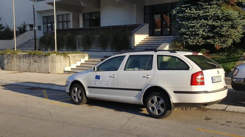 EVROPSKI PROGRES donirao je auto opštini Nova Varoš