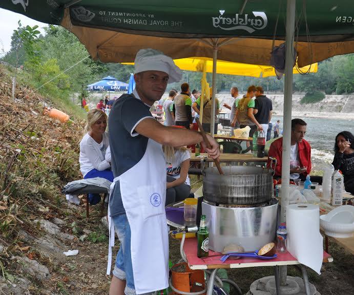 Pripremanje riblje čorbe