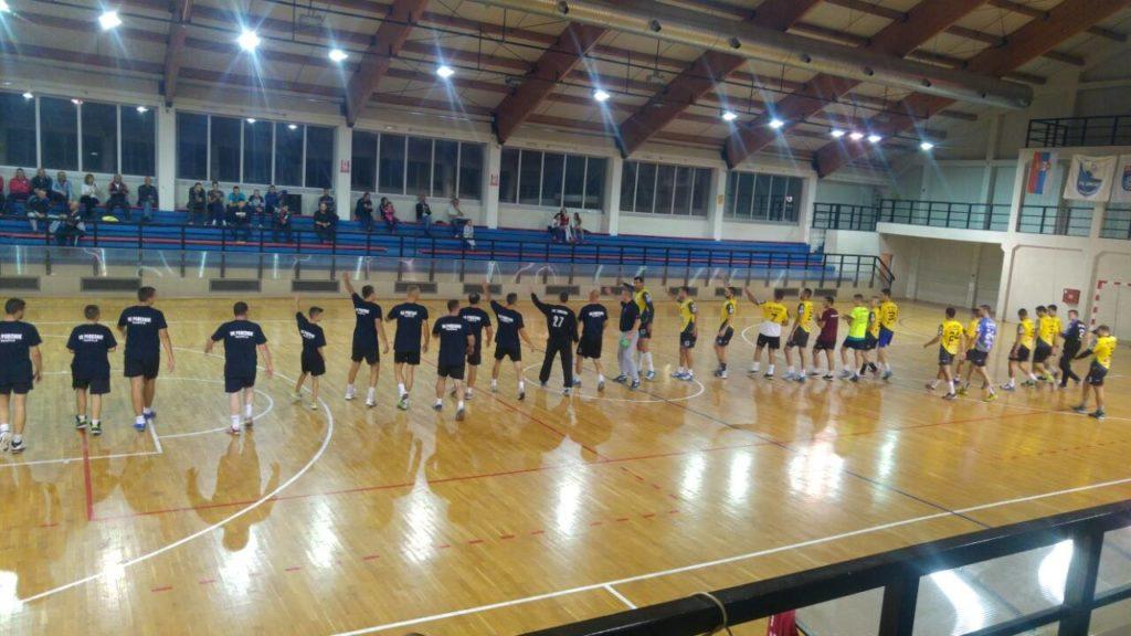 Nova Varoš: Debitanski meč rukometaša RK Pobenik odigran u Novoj Varoši protiv Zlatara