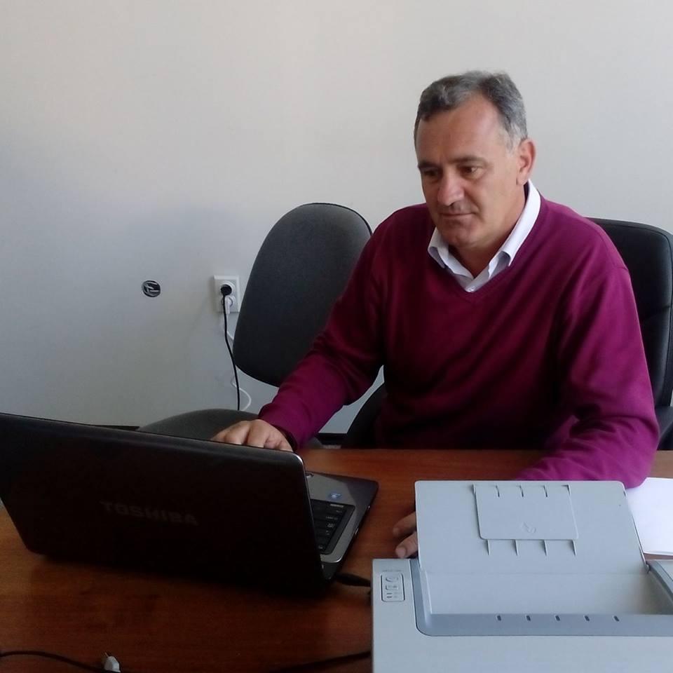 Miroljub Šaponjić bivši direktor Direkcije za izgradnju Nove Varoši