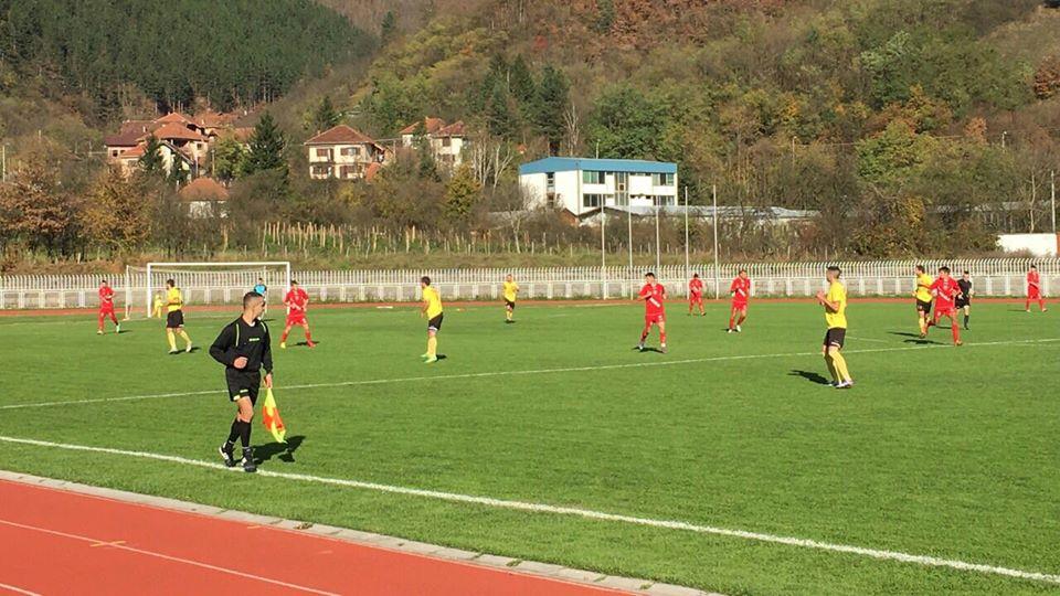 12. kolo Zone Drina FK Polimlje - OFK Divci 4:0 (1:0), foto: www.ppmedia.rs