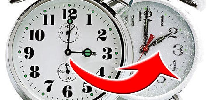 Od nedelje 30. oktobra kreće zimsko računanje vremena
